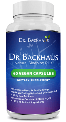 Dr Backhaus Natural Sleeping Pills