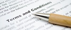 Dr Backhaus Terms and Conditions